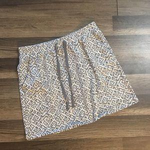 Loft size medium casual skirt